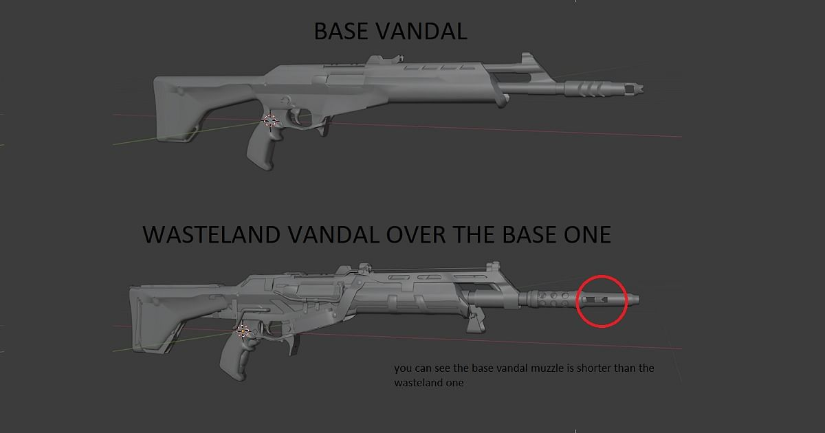 Buying the Wasteland Vandal Skin in Valorant Might Be A Very Bad Idea