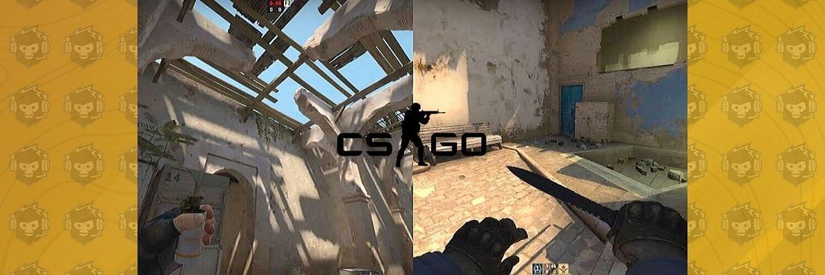 Dust 2, Mirage and Train Undergo Massive Changes in CS:GO Update