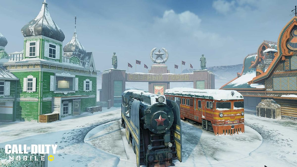 Call Of Duty: Mobile Season 13 Winter War Patch Notes
