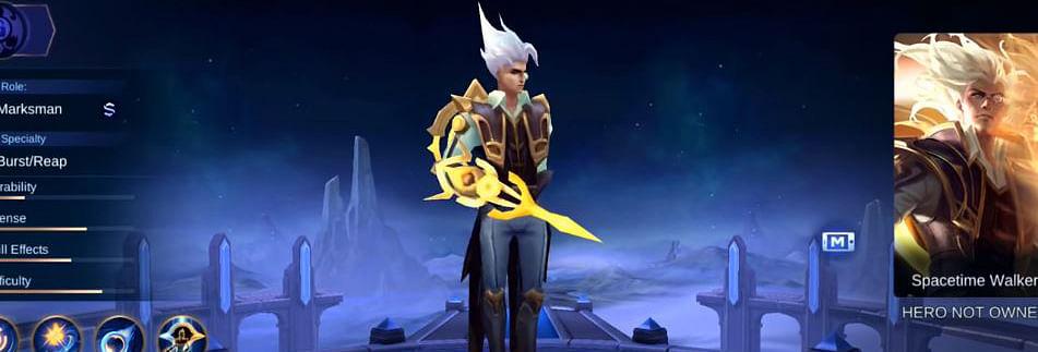 Mobile Legends Hero Natan: Skills and Abilities Leaked