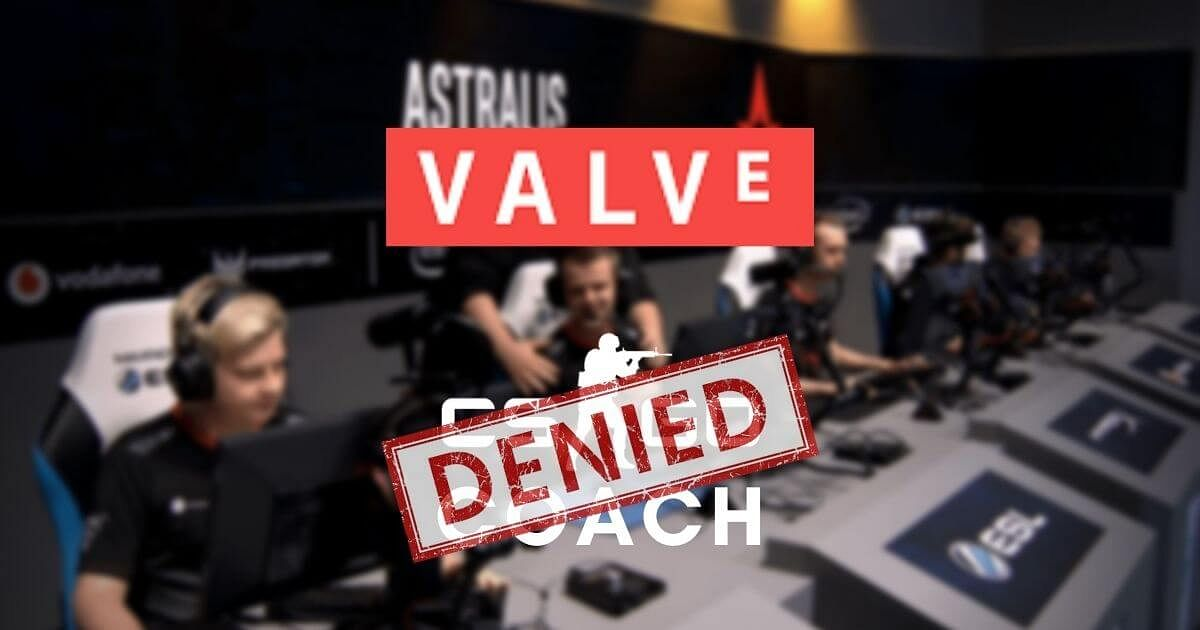 Valve Issues Severe Coach Restrictions to Maintain Integrity