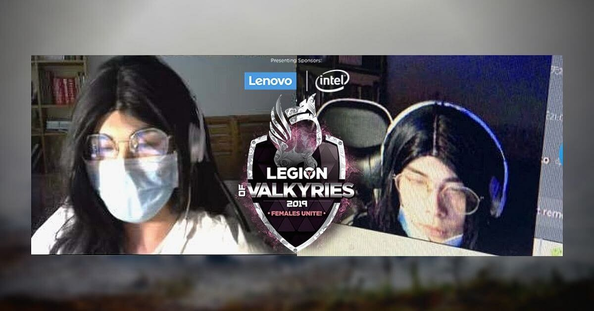 Boy Disguised as Girl Caught Playing in a Female CS:GO Online Tournament