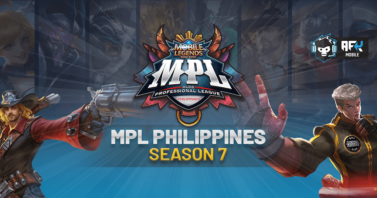 MPL PH Season 7: Week 6 Schedule, Matchups, And All Other Details.