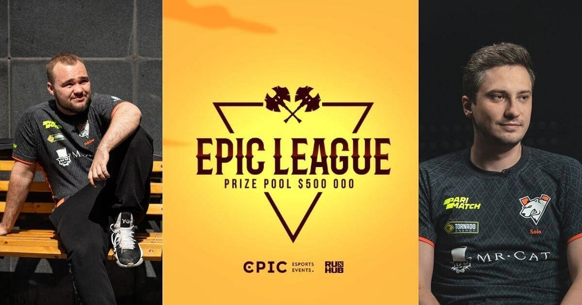 EPIC League Responds To Criticism on Just Error's Direct Invite