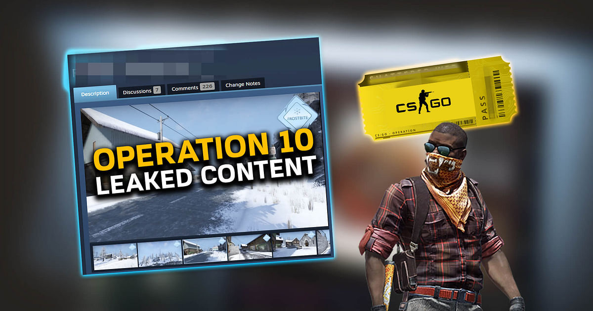 Operation 10 Might Include New Map, 1v1, Survival Co-op, And More
