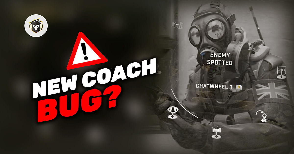 New Version of CS:GO Coach Bug Reported by Multiple Users