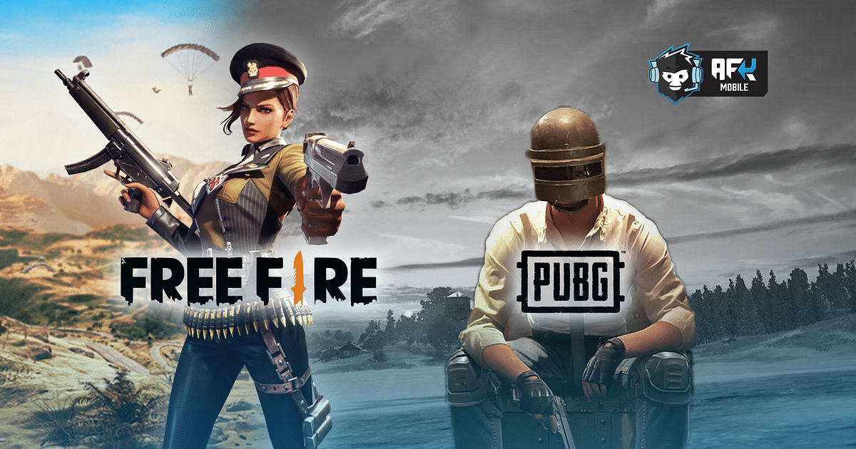 Can Free Fire Become as Popular as PUBG Mobile in India?