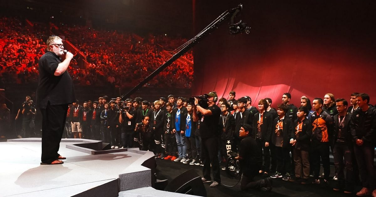GabeN is Seriously Considering Hosting Dota 2 LANs in New Zealand