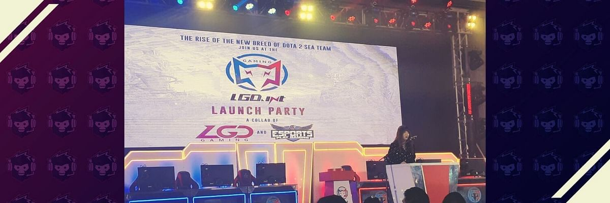 LGD Gaming launches Esports Facility and Esports Arena in the Philippines