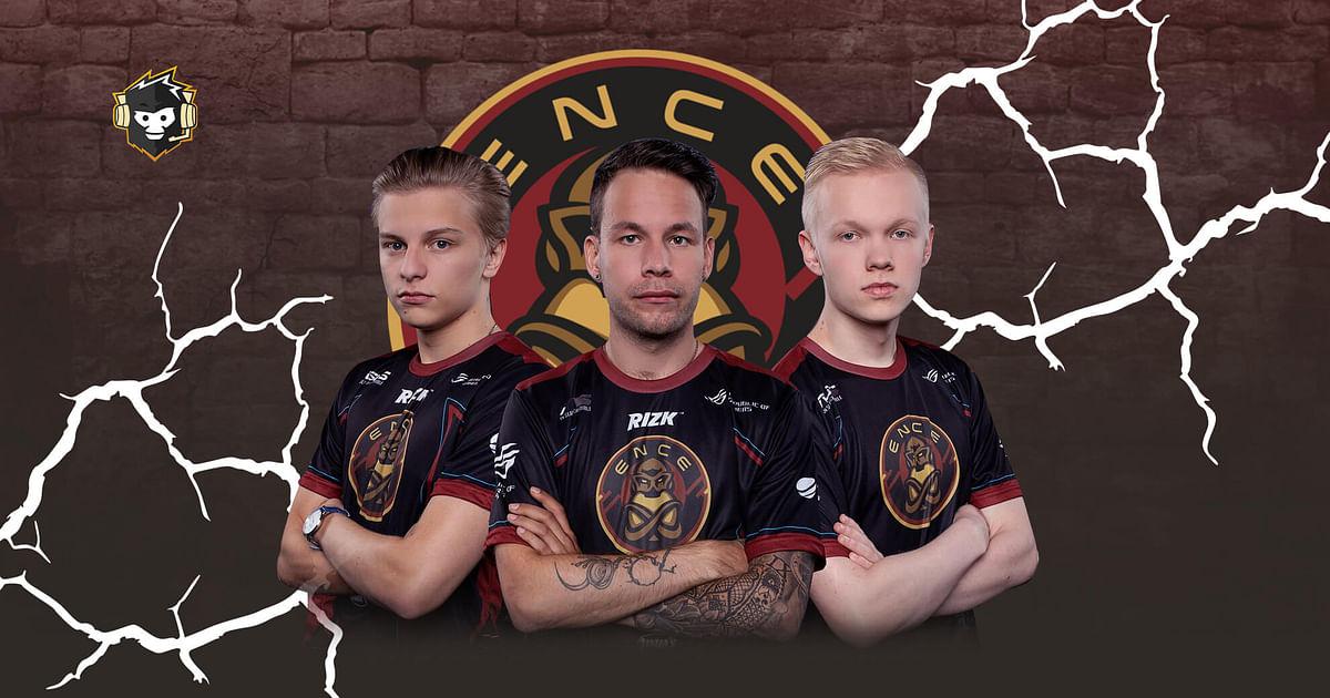 ENCE to Evaluate CS:GO Team After Allu-Aleksib-Sergej Controversy