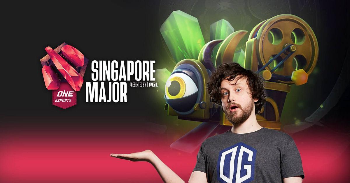 Gorgc Bashes ONE Esports' Community Broadcast Guidelines for Singapore Major