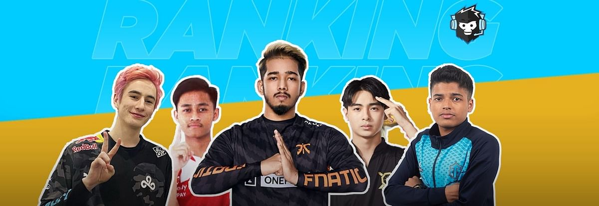 Ranking the Top 10 PUBG Mobile Players