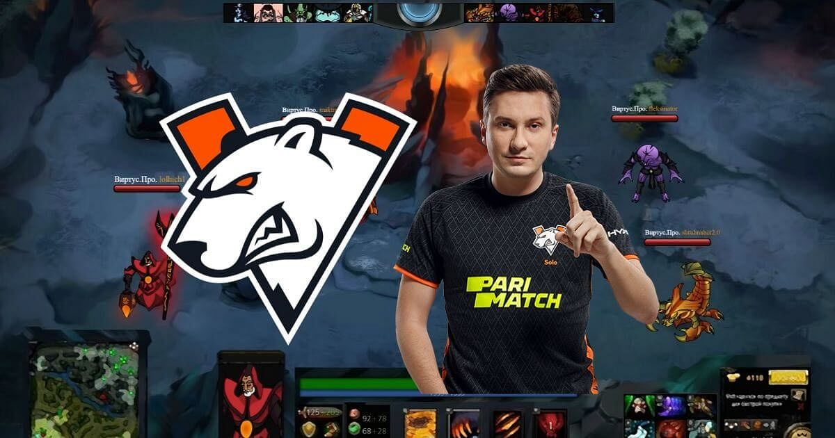 Virtus.Pro Dota 2 Featured in Russian Animated Series