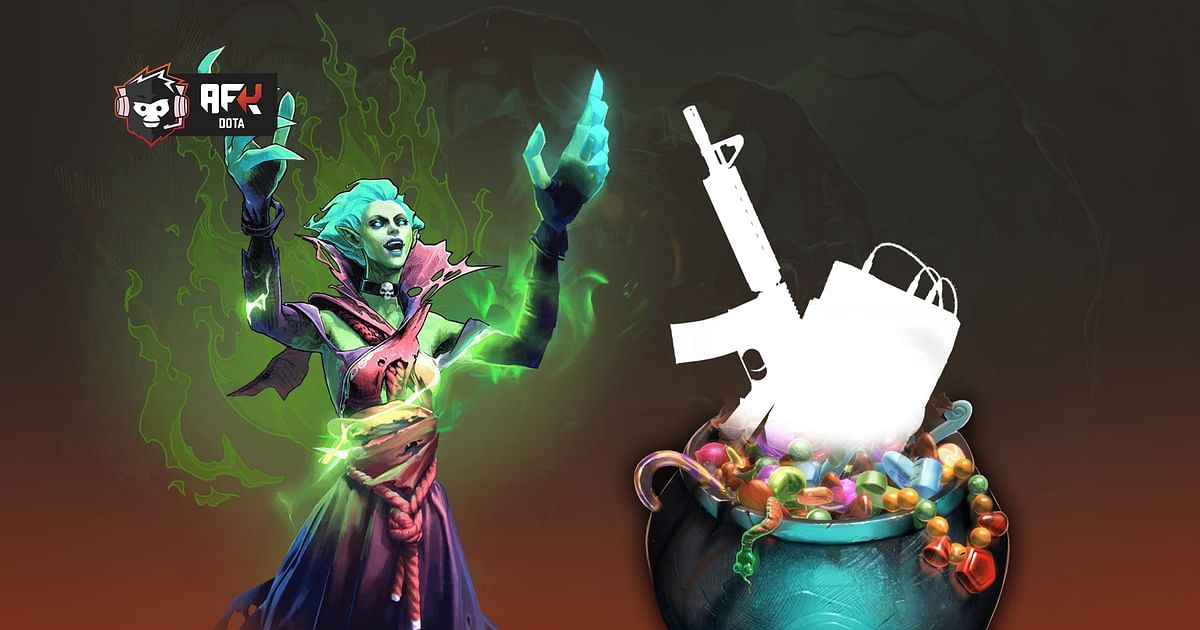 Dota 2 Might Be Getting a CS:GO Themed Custom Event in March