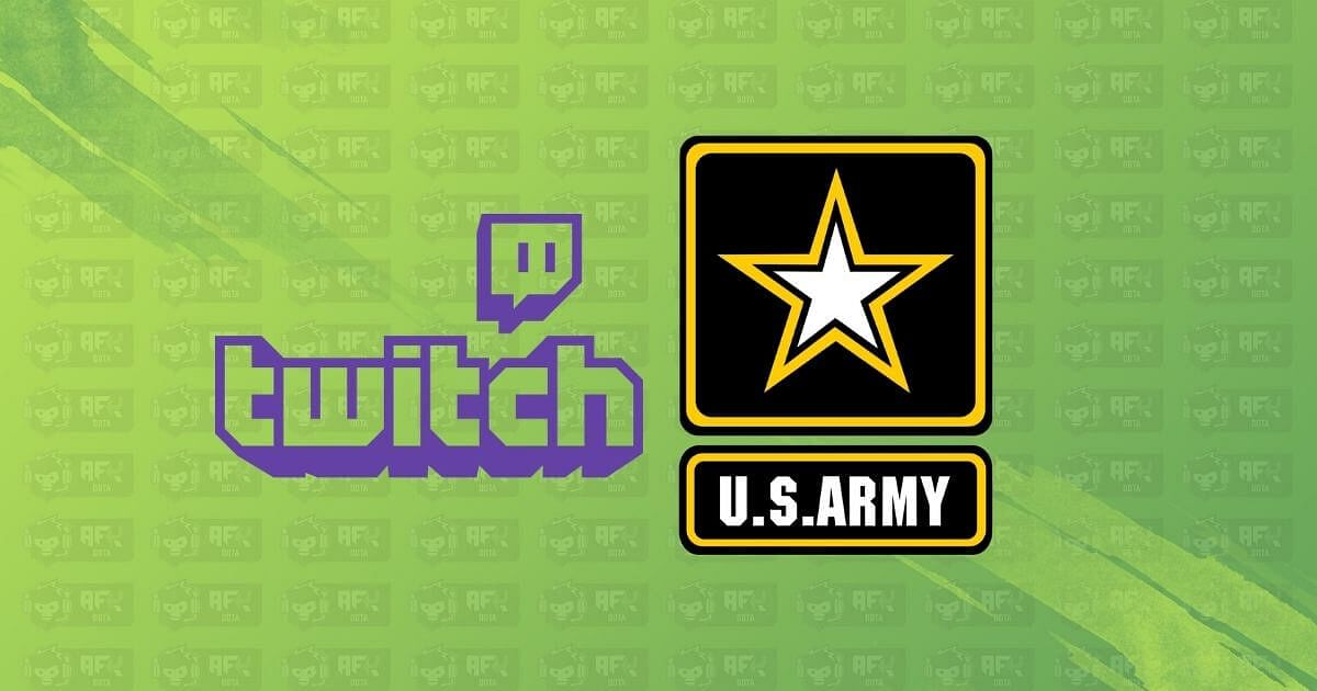 US Army Pauses Twitch Activity After Multiple Controversies