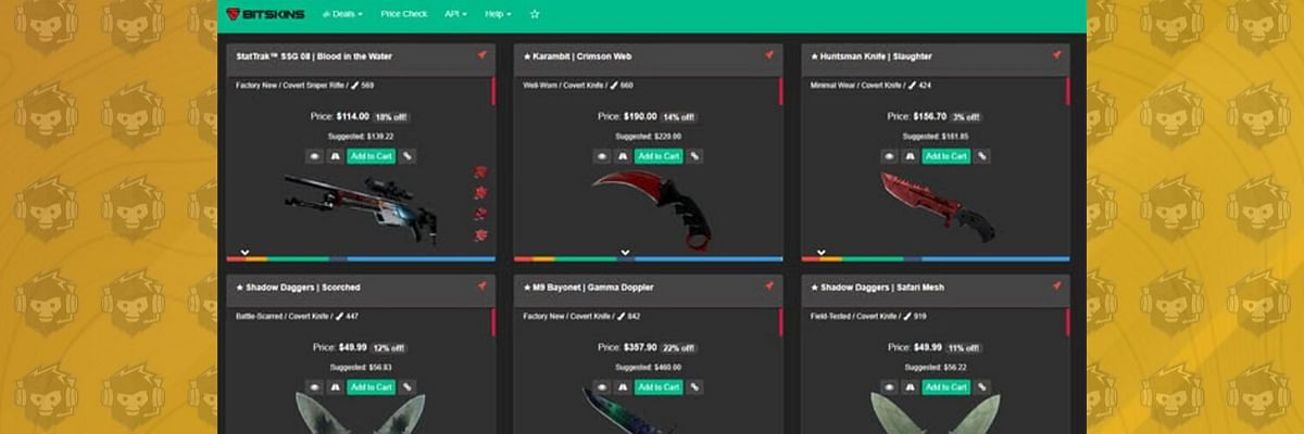 BitSkins shuts down after alleged Steam payment fraud from user