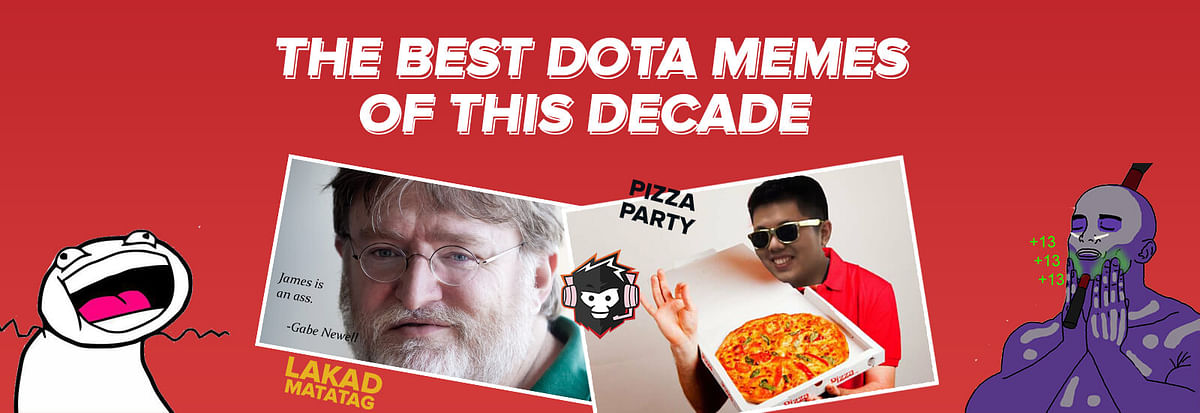 The 9 Best Dota Memes of this Decade