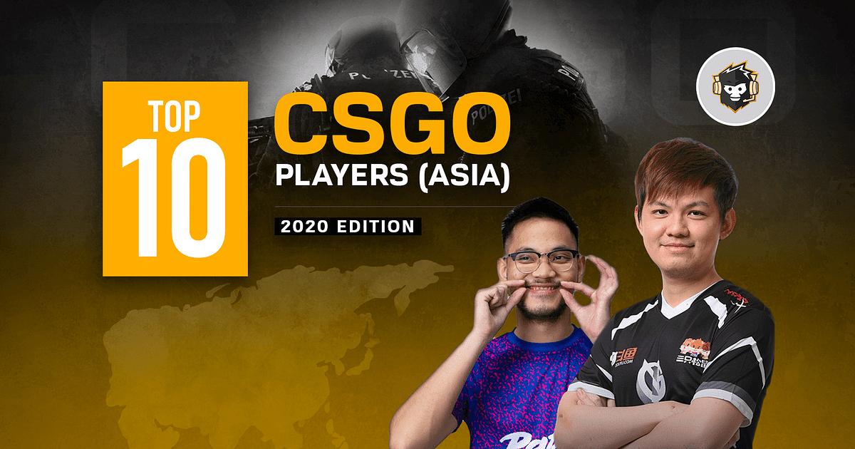 Top 10 Asian CS:GO Players of 2020