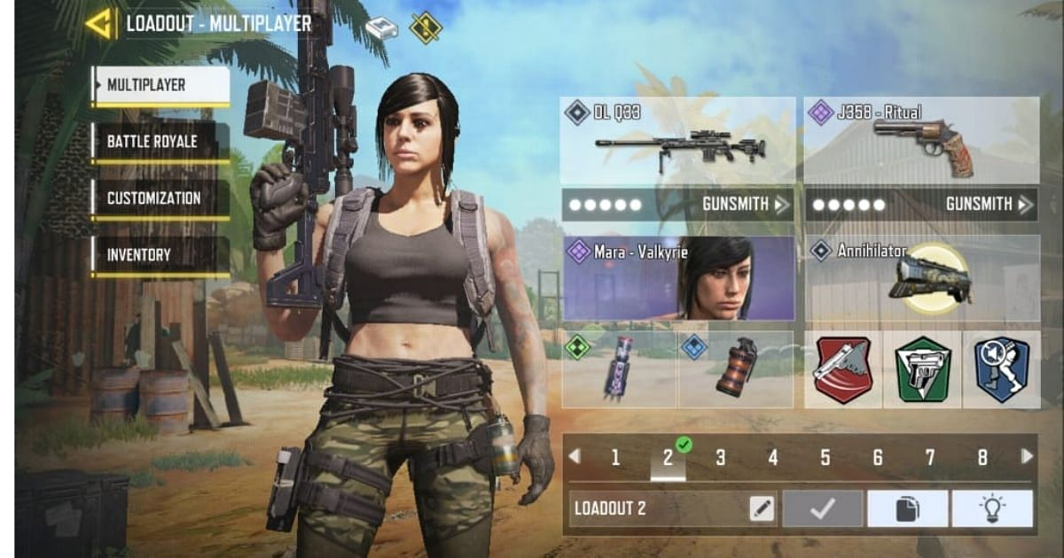 Best Loadouts in COD Mobile for Season 1 New Order (February 2021)