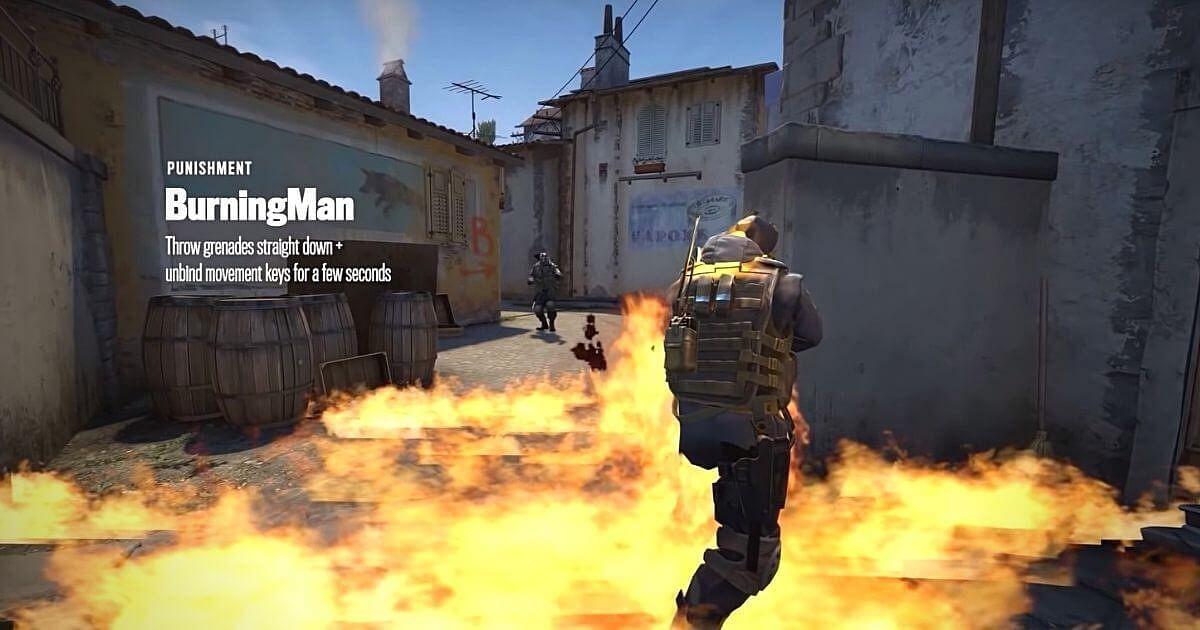 CS:GO User Creates Fake Cheats to Punish Cheaters in Hilarious Ways