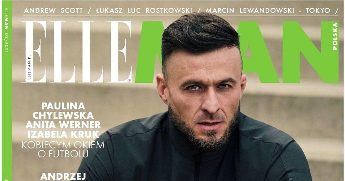 CS:GO Legend PashaBiceps Features on the Cover of Polish Fashion Magazine