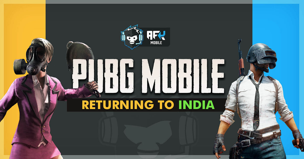 Sources Indicate PUBG Mobile's Return To India