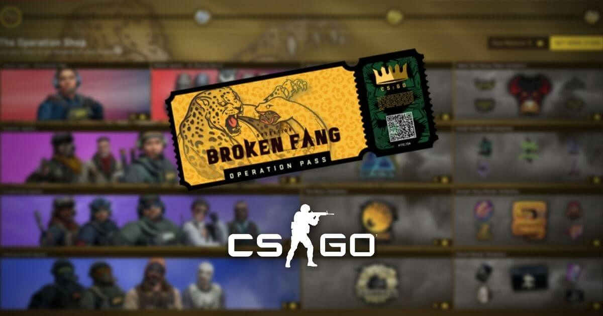 Operation Broken Fang Exclusive 'Premier Mode' Now Available to All CS:GO Players