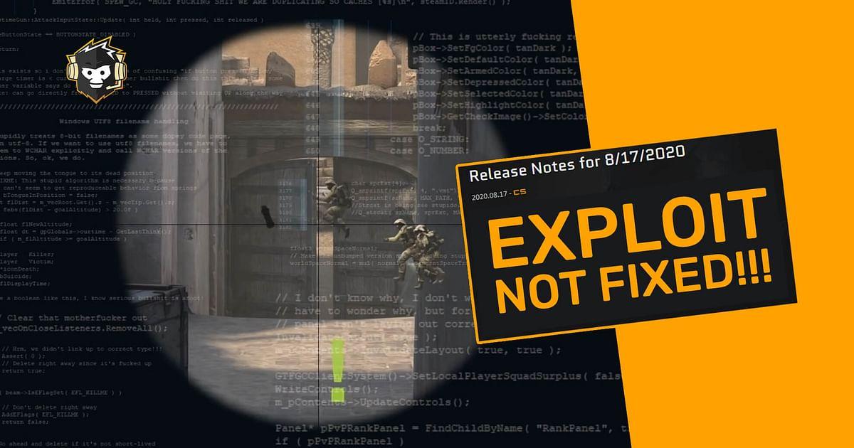 Latest CS:GO Update Fails to Patch Massive Wallhack Exploit, Modifies Scoreboard