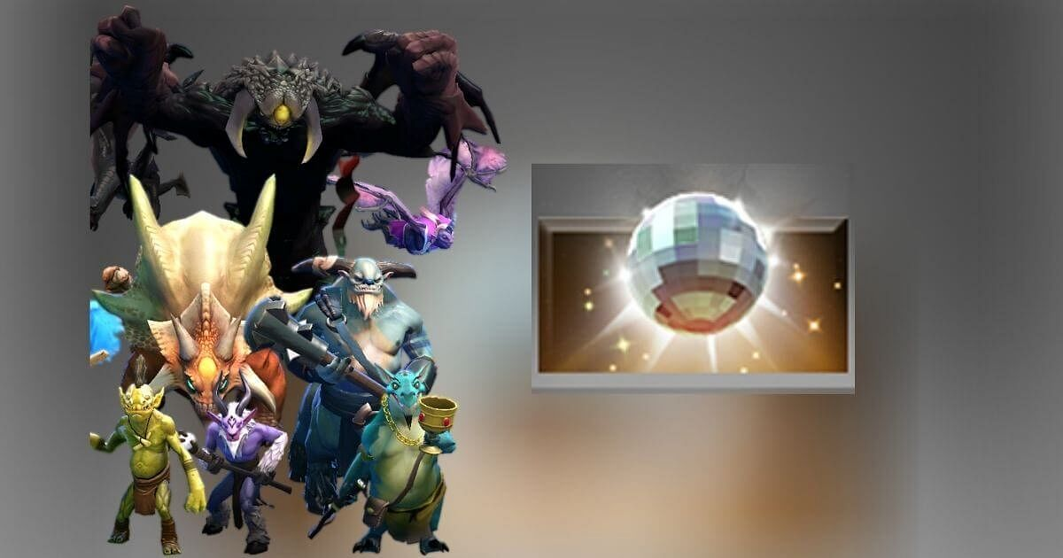 PayToWin: How To Stack Camps in Dota 2 With TI10 Disco Ball?