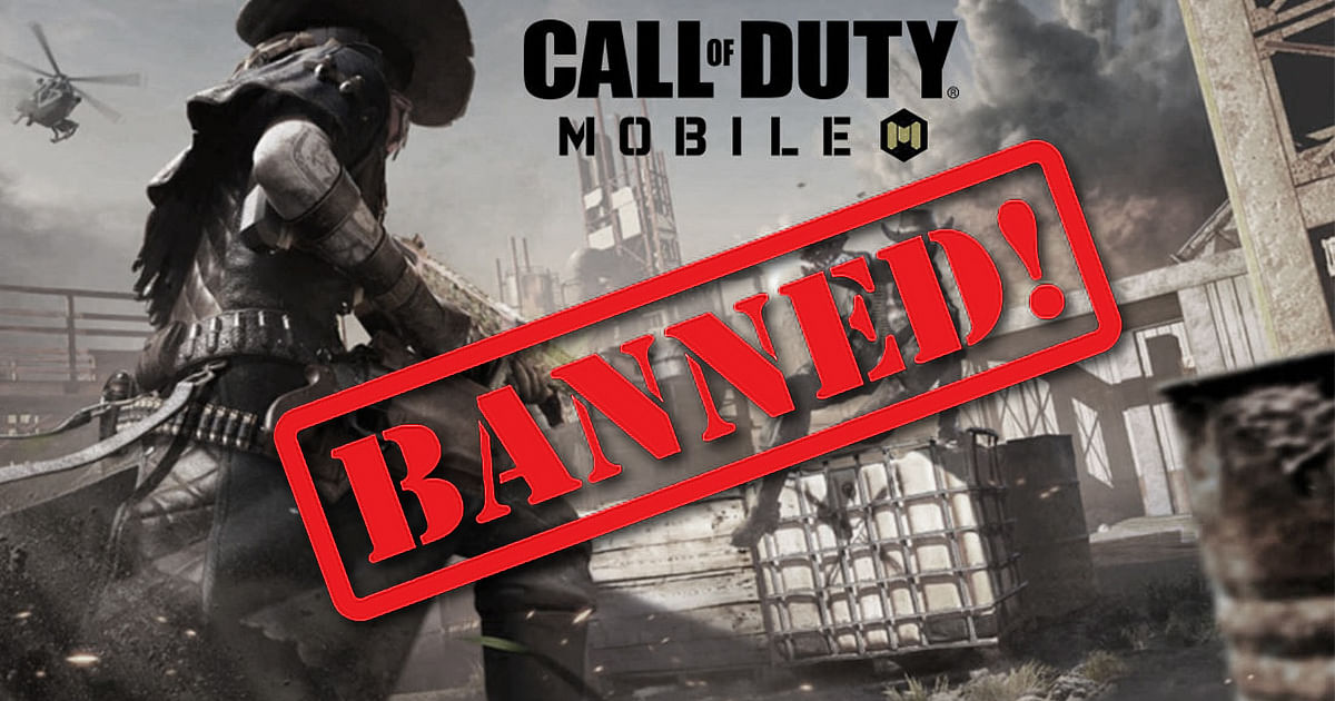 COD Mobile Has Been Banned in Iran