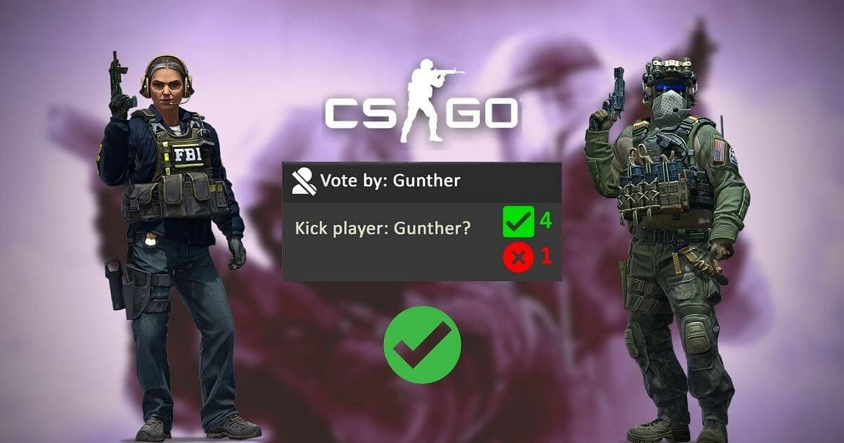 How to Kick Yourself in CS:GO (2021): Complete Guide