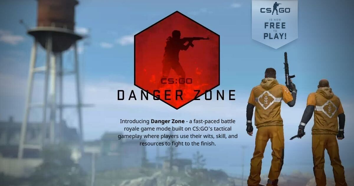 Everything You Need to Know About CS:GO Danger Zone Ranks