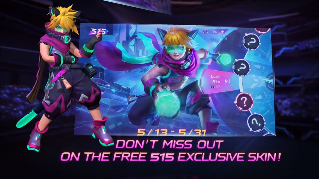 Mobile Legends 515 Eparty Event: What Players Can Expect?