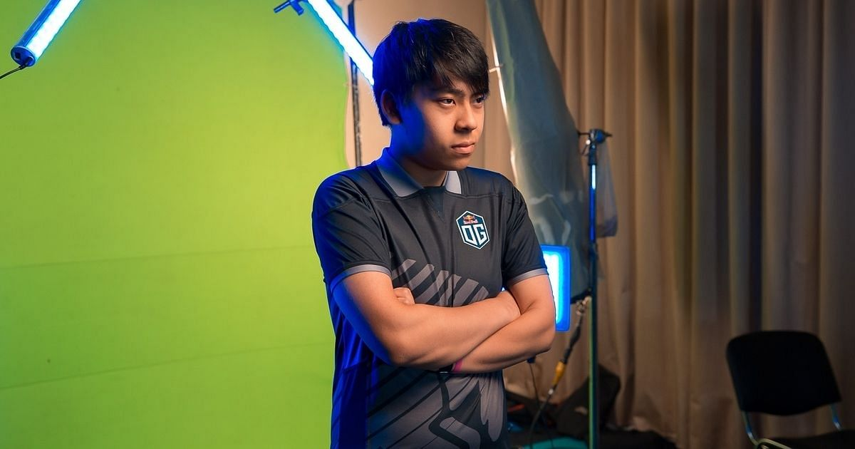 Ana Leaves OG and Retires From Competitive Dota 2