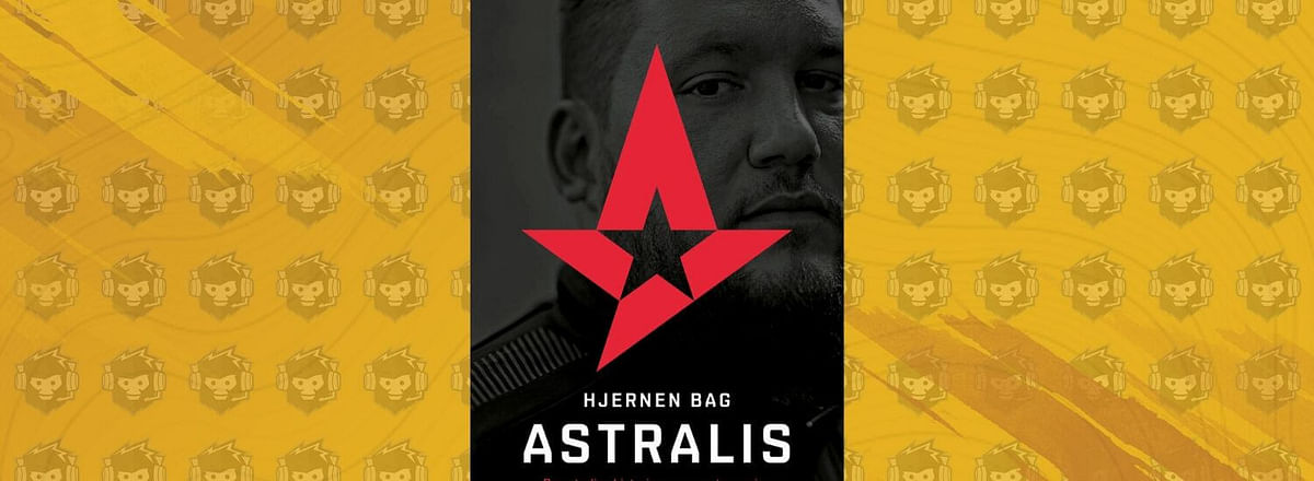 """Zonic Releases His Book """"The Brain Behind Astralis"""""""