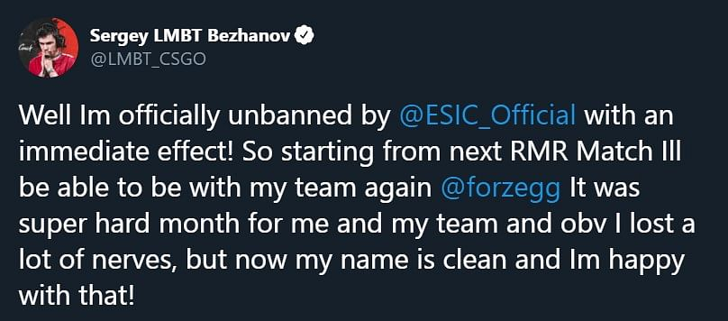 ForZe CS:GO Coach Discovers Potential New Spectator Bug