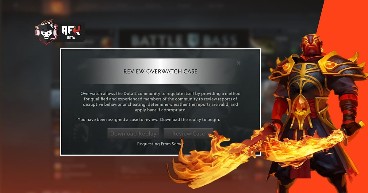 The Dota 2 Overwatch Review System Explained