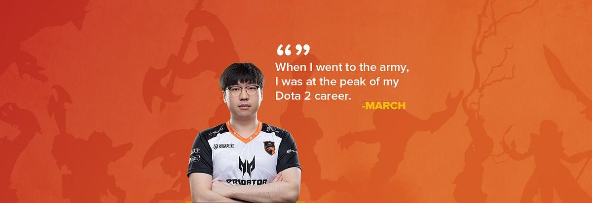 Interview with TNC Predator's Captain - March Dota