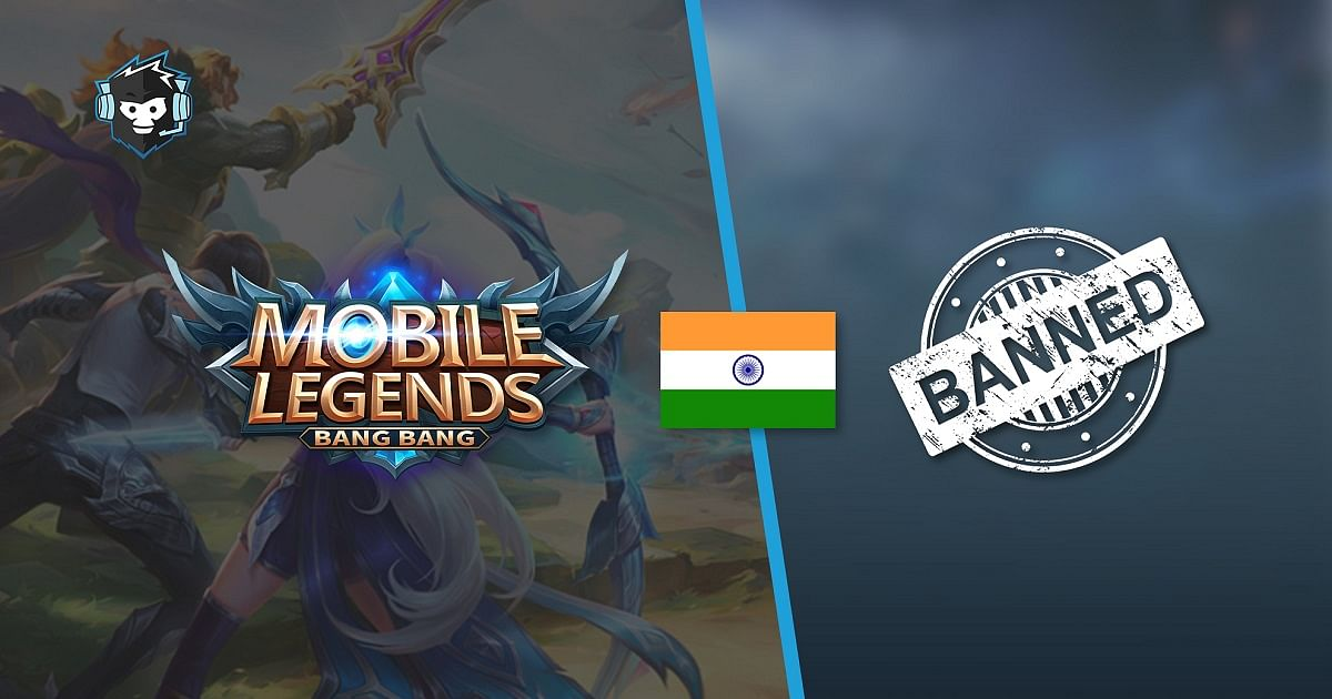 Mobile Legends Banned in India Along With 58 Chinese Apps