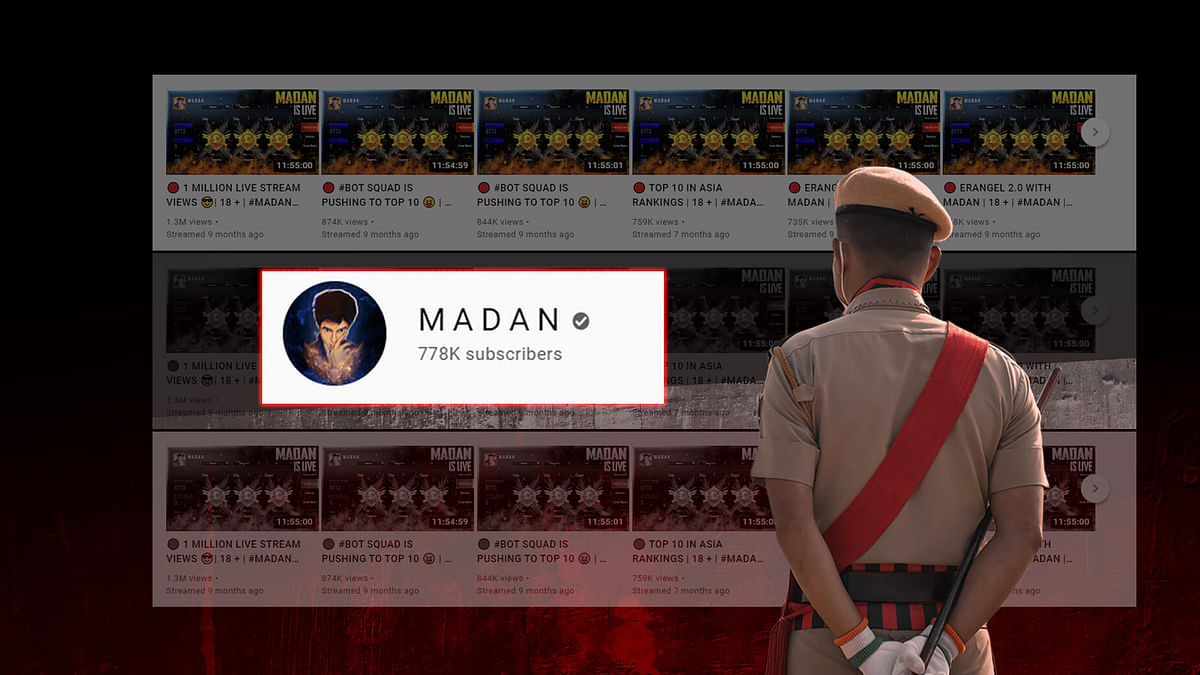 Gaming YouTuber Madan Reportedly Absconding After Being Called For Investigation