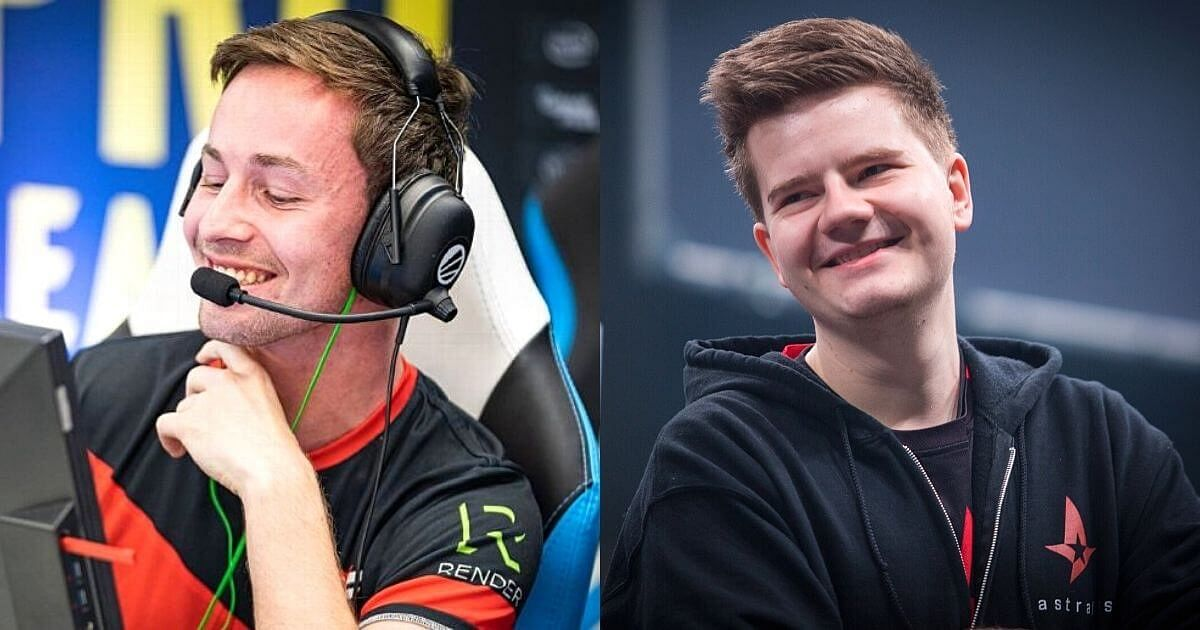 Dupreeh And CadiaN Share a Nostalgic Moment From Their Past