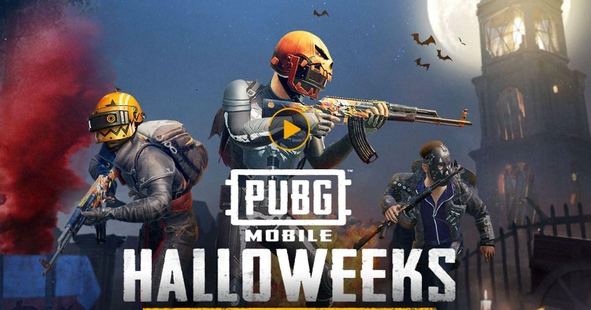 Halloweeks Brings Spooky Happenings To PUBG Mobile