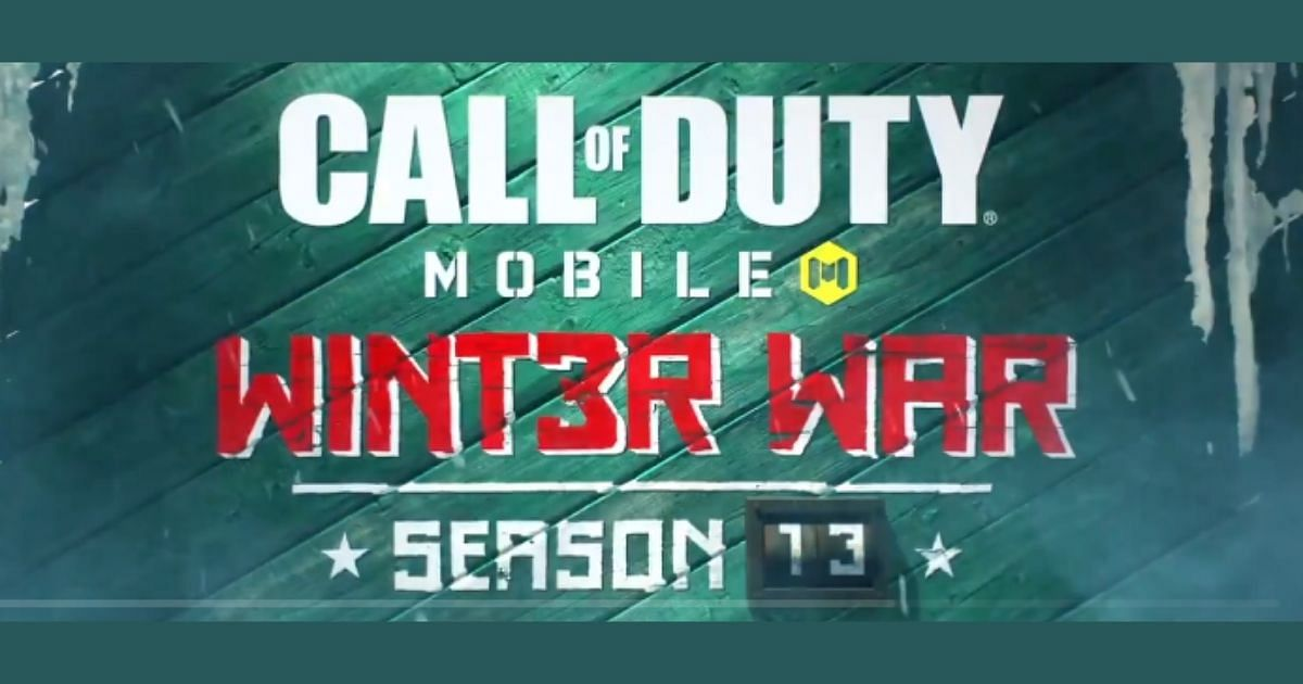 How To Access Call Of Duty: Mobile Season 13 Winter War