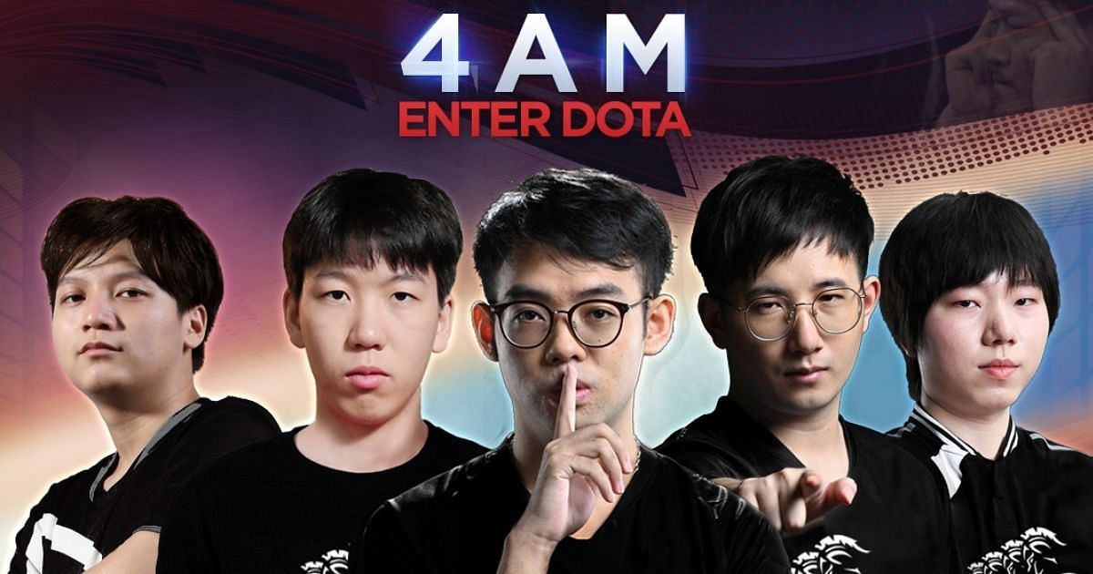 Fy States That 4AM Roster Will Be Announced On Oct 1