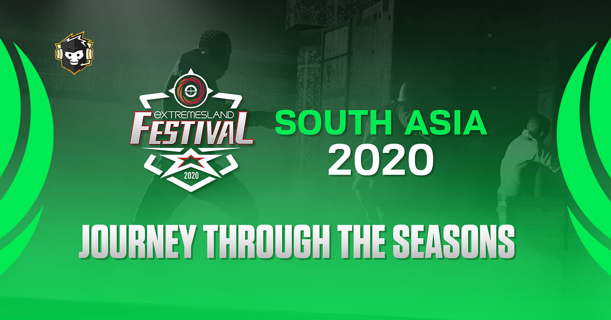 Zowie Extremesland South Asia Qualifiers - Journey Through the Seasons