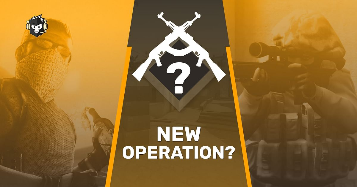 New CS:GO Operation by Valve Might be Closer Than Expected