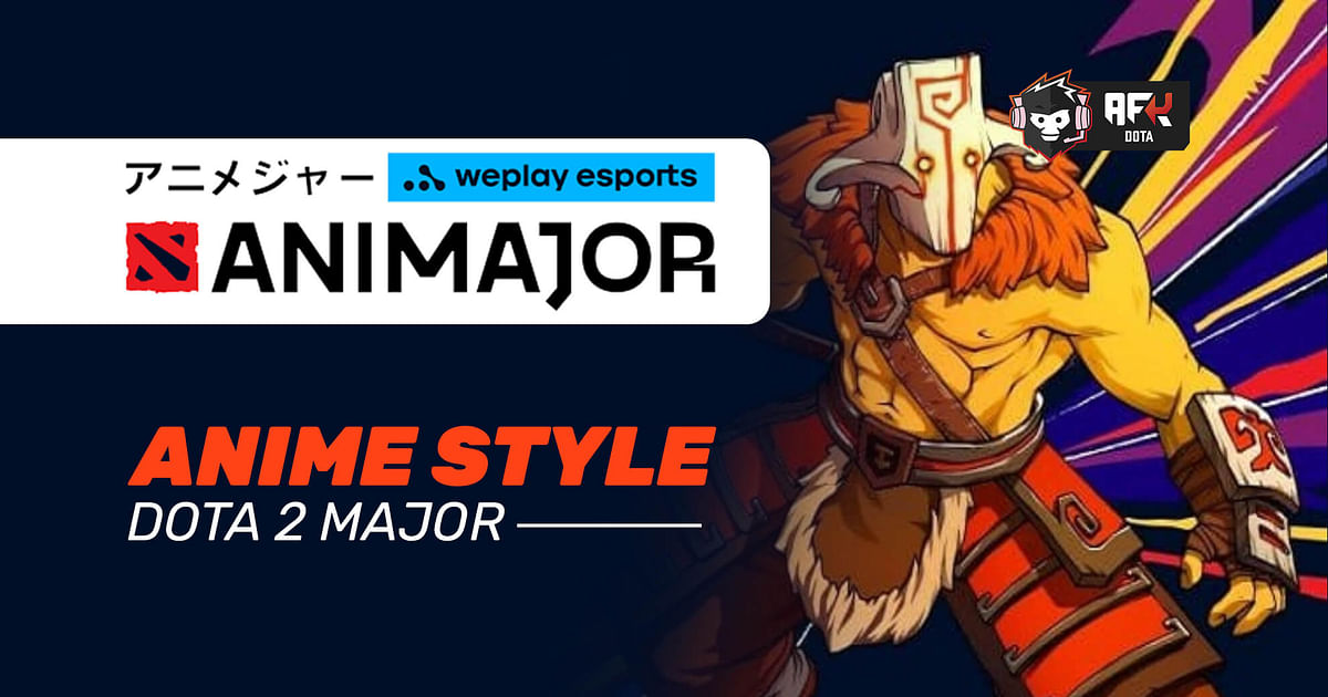 WePlay AniMajor:  Qualified teams, Schedule, Prize Money, Where to Watch
