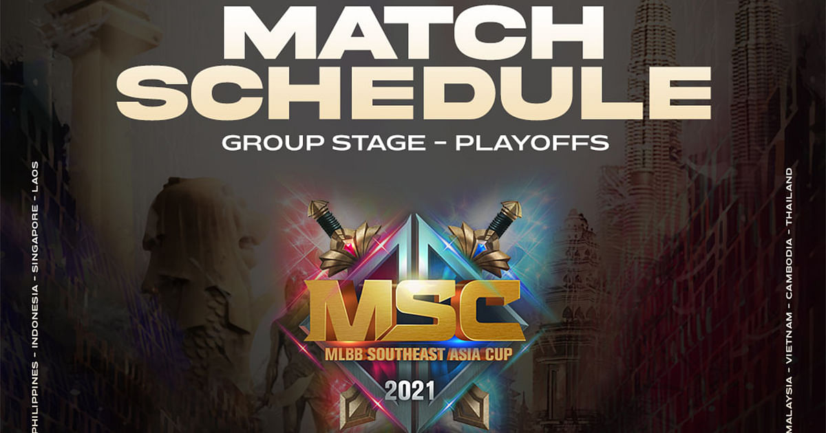 Mobile Legends: MSC 2021 Schedule and Match Format Revealed