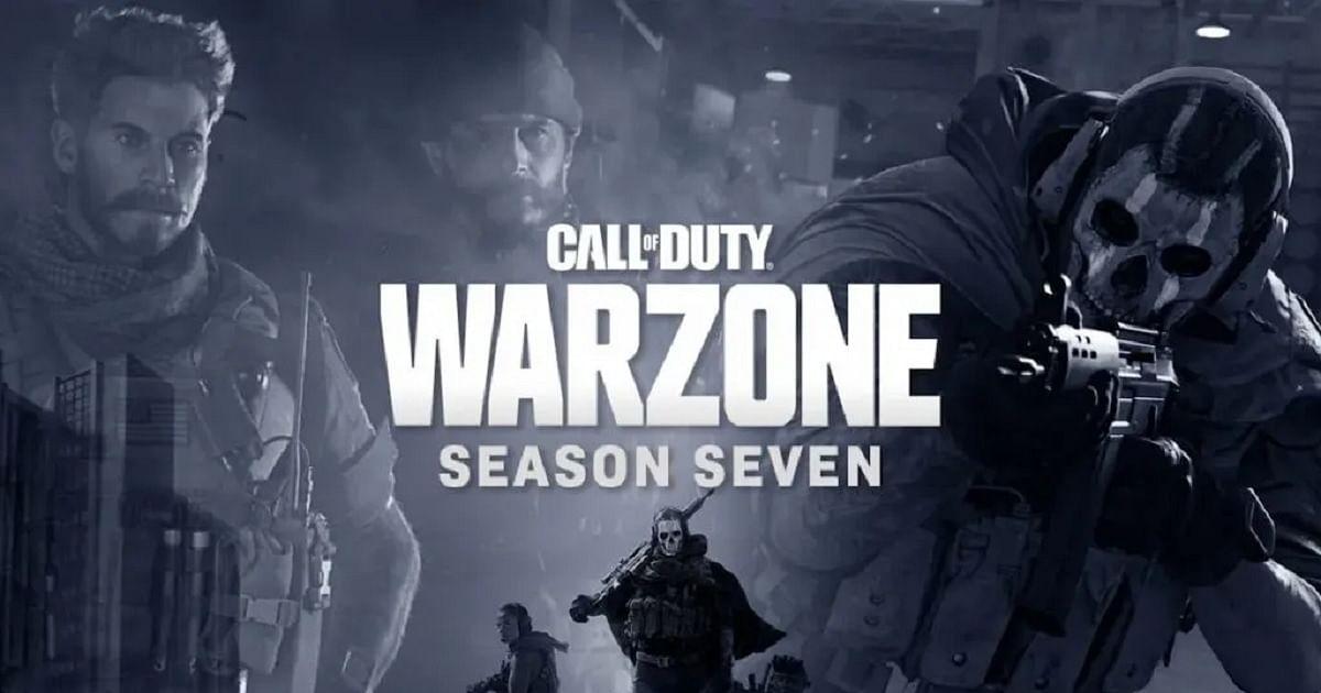When Does Call of Duty: Warzone Season 7 Drop?