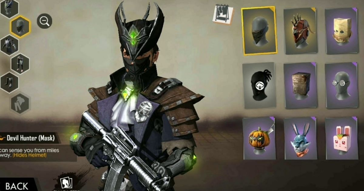 How To Unlock The Devil Hunter Bundle From Hacker's Store